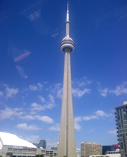 C n tower toronto attractions canada for How many floors in the cn tower